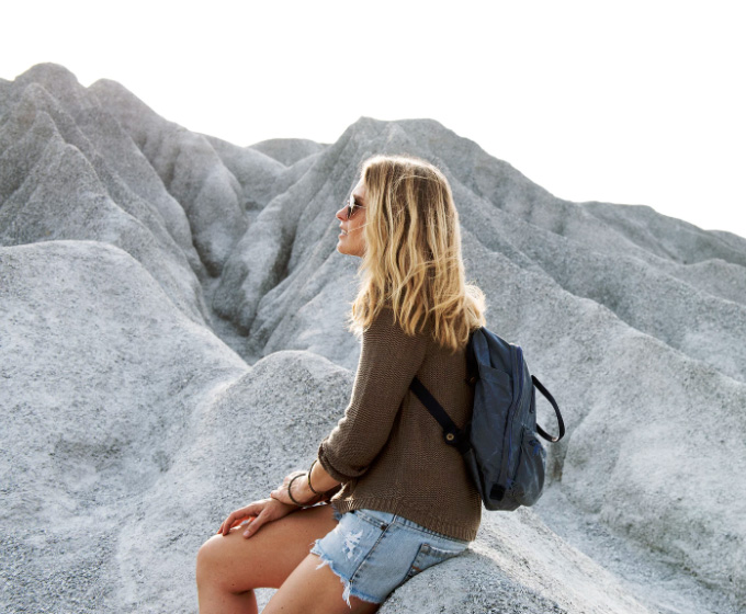 Travel review post on WordPress